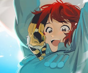 anime, fanart, and gif image