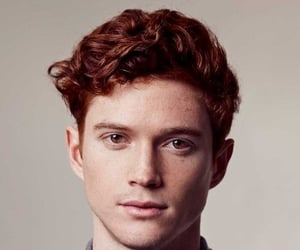 boy, freckles, and guy image