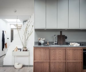 apartment, brick, and design image