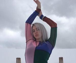 billie eilish, aesthetic, and music image