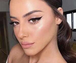 aesthetic, eyeliner, and make-up image