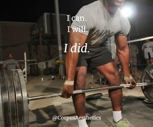 gym, muscles, and gym inspiration image