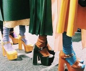 colorful, colorful fashion, and fashion image