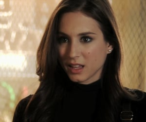 gorgeous, troian bellisario, and spencer hastings image