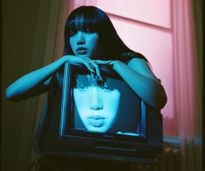 girls, korea, and lisa image