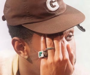 tyler the creator, golf, and hat image