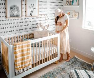 baby, home, and nursery image