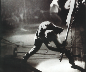 the clash, guitar, and rock image