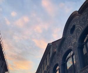 architecture, sunset, and oradea image