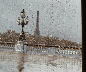 france, paris, and city image
