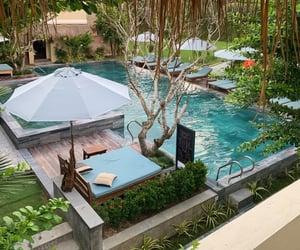 pool, Vietnam, and travel image