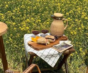 green, picnic, and summer image