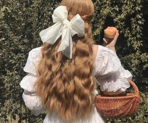hair, aesthetic, and vintage image