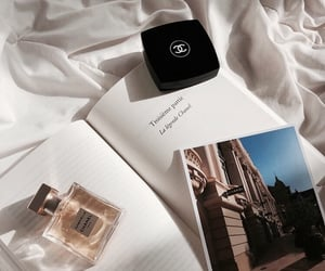 book, books, and chanel image