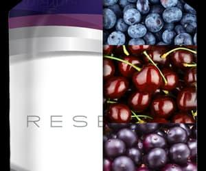 acai, blueberry, and grape image