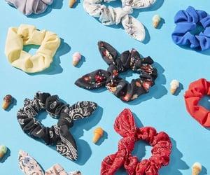 accessori, scrunchies, and vsco image
