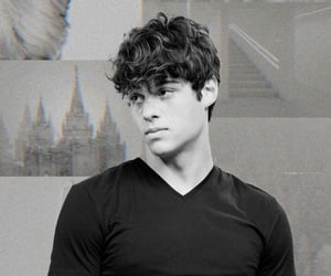 boy, actor, and noah centineo image