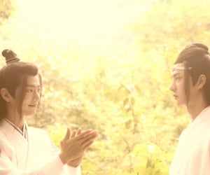 the untamed, lwj, and wwx image