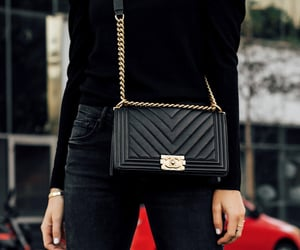fashion, blogger, and chanel image