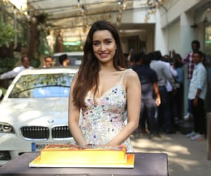 birthday cake, mumbai., and shraddha kapoor image
