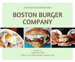 boston, breakfast, and food image