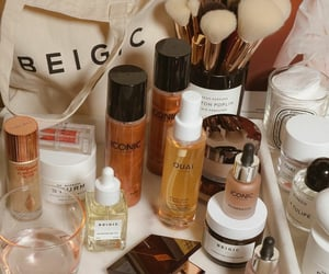makeup, skincare, and beauty products image