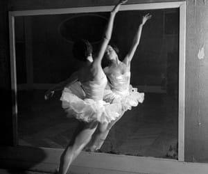 dance, ballerina, and beautiful image