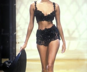 90s and runway image