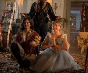 little women, florence pugh, and Saoirse Ronan image