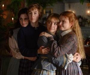 little women, emma watson, and movie image