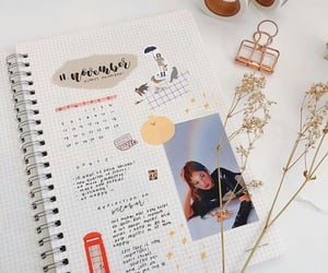 article, journaling, and weheartit image