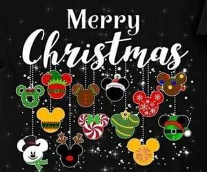christmas, disney, and esferas image