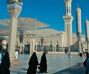 hijab, iraq, and islam image