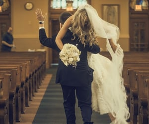 wedding, couple couples, and حب عشق غرام image