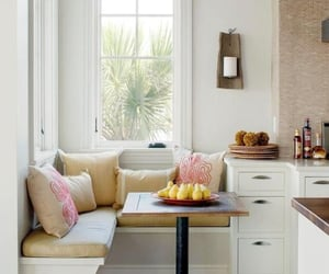 charm, kitchen, and Sunny image