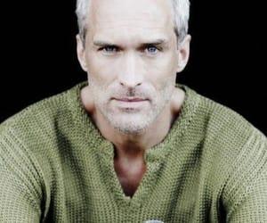 grey hair, gray hair, and man image