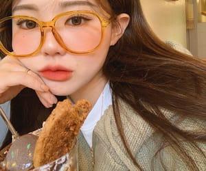 Beautiful Girls, food, and girls image