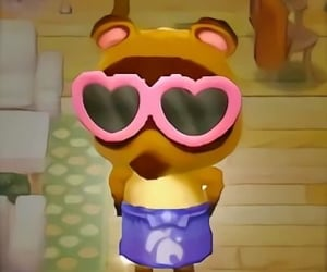 aesthetic, animal crossing, and cartoons image