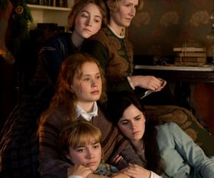 article, emma watson, and march sisters image