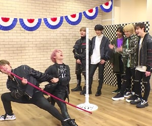 felix, stray kids, and lee know image