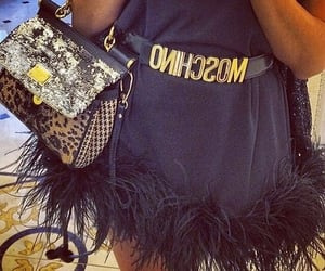 blogger, D&G, and dolce gabbana image