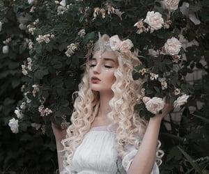blond, fantastic, and magic image