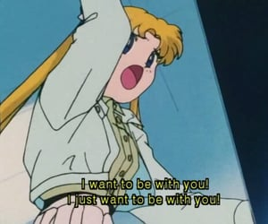 sailor moon and quotes image
