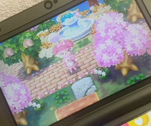 animal crossing, city, and ds image