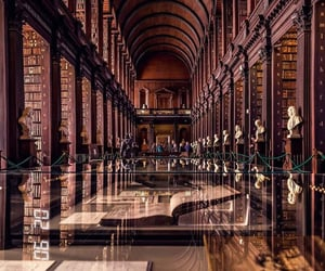 books, dublin, and goals image