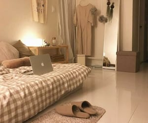 aesthetic, interior, and bedroom image
