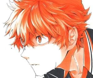 haikyuu, anime, and hinata shoyo image