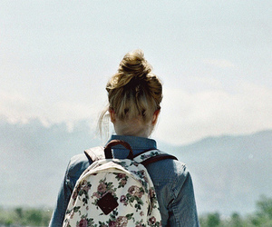 girl, photography, and hipster image