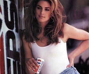 cindy crawford, Pepsi, and model image