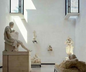 aesthetic, athena, and gods image
